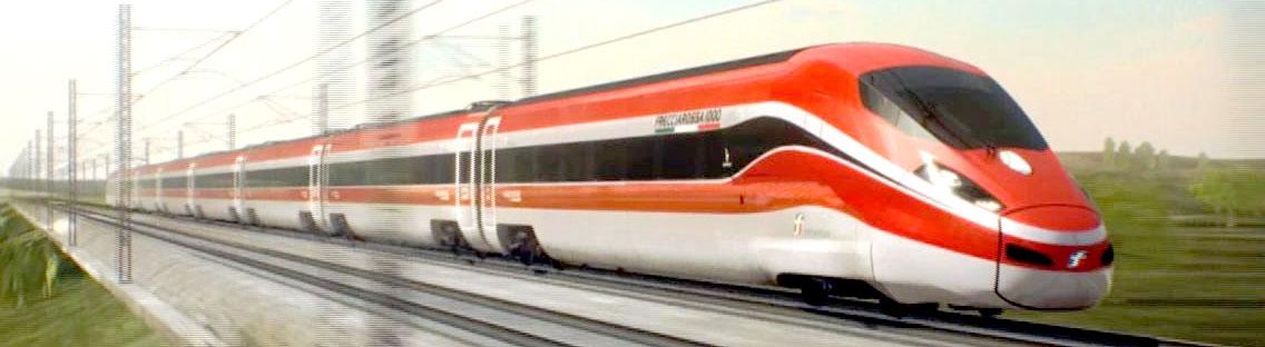 イタリア国内列車