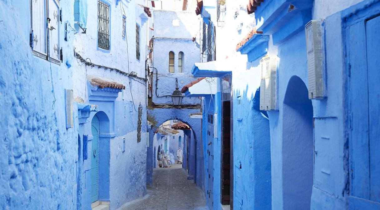 モロッコ大周遊6日間 カサブランカ発マラケシュ着